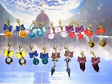 Sailor Moon Earphone Charm (1:Complete + 2:4Items)Gashapon Bandai