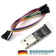 CP2102 USB TTL Adapter Arduino serieller Konverter + Kabel