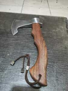 stainless steel camping axe-(leather case gift)
