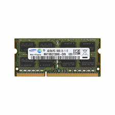 New Samsung 4GB PC3-10600S DDR3 SDRAM 1333MHz 204Pin 1.5V CL9 Sodimm Memory
