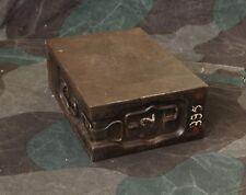Original WW2 Relic German 2 cm Flak 30/38 transp. Container / Box / Crate = 1942