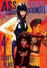 Ass Studios Presents 4 Short Films (DVD, 2012)