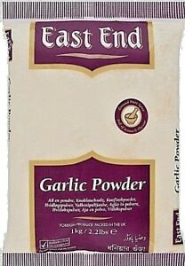 East End Pure Ground Garlic Powder 400g (Free Delivery)
