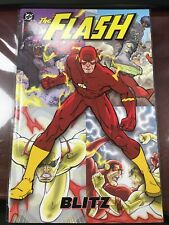 Flash Blitz DC Comics Zoom 2004 TPB TP