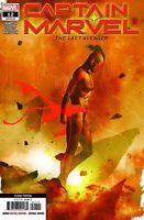 Captain Marvel #12 MARVEL COMICS  2nd Print COVER A THOMPSON