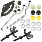 Steering Wheel Drag Link Spindle Gear For John Deere L110 L111 L118 L120 L130