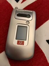 Vintage Mobile Flip Top Vodafone por Sharp Phobe