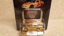 New 1998 Racing Champions 1:64 NASCAR 24K Gold Bobby Hamilton Kodak Monte Carlo