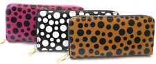 Unbranded Zip PVC Handbags with Inner Dividers