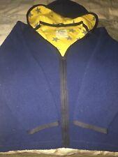 Mini Boden boys zip up jacket