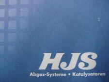 HJS Dichtung Peugeot  83226836