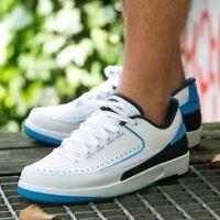 Nike Air Jordan 2 Retro Low Rare White Trainers