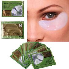 10 paia di cristallo collagene Sotto Benda Sull'occhio Ascensore ANTI-RUGHE L'umidità Maschera
