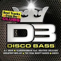 DISCO BASS VOL.1 SAMPLER 2 CD NEW+!