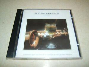 GROVER WASHINGTON JR : WINELIGHT   CD ALBUM ELEKTRA