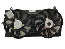 Genuine Nissan Dual Radiator Cooling Fan Assembly 21481-5SA0B