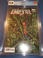 Empyre #2 Variant CGC 9.8 NM/M Gorgeous Gem Wow Spider-man