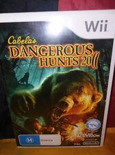 Cabela's Dangerous Hunts 2011 - Wii Edition - Includes Manual