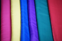 Wedding-Dressmaking-Craft-SILKY SATIN-Fabric-Various Lengths-Metres-SEWING BEE