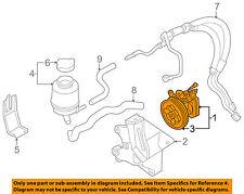 SUBARU OEM 02-03 Impreza-Power Steering Pump 34430FE002
