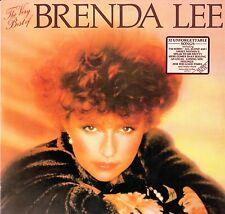 BRENDA LEE - The Very Best 1985 (Vinile e Cover=Mint) 2 LP Gatefold IMPORT Raro