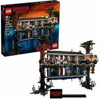 LEGO Stranger Things 75810 The Upside Down Die Andere Seite