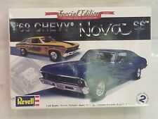 Revell '69 Chevy Nova SS Plastic Model Kit Special Edition 1:25