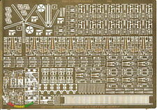 White Ensign Models 1/350 USS Enterprise CVN-65 Detail Set for Tamiya/Trumpeter