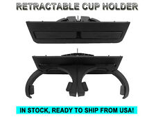 USA 97-03 BMW 5 SERIES OE Style Replacement RETRACTABLE REAR DRINK CUP HOLDER