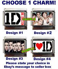 One Direction Custom Italian Charm, I love One Direction, Group Photo, Choose!