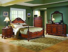 Pieces Bedroom Furniture Sets EBay - Cheap 5 piece bedroom furniture sets