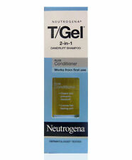 NEUTROGENA T/GEL 2-in-1 Dandruff Shampoo plus Conditioner 250ml Frquent Use