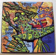 MORE FIENDS Toad lickin' DUTCH LP SEMAPHORE(1990) NMINT