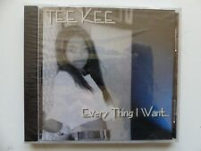 CD Album TEE KEE Every thing i want  WL 702 2