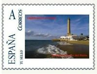 Spain 2016 - Lighthouses of Spain - Andalucia Tu sello mnh (04)