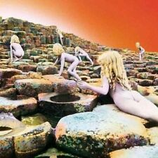 Led Zeppelin - Houses Of The Holy (LP, Album, RE, RM + LP, Album + CD, Album, RE