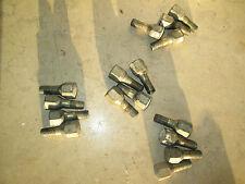 Serie 20 bulloni cerchi in ferro originali Fiat 126 Bis  [525.15]