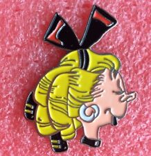 Pins LUCKY LUKE Personnage MISS BELLE Danseuse Morris BD Dessins Animé Atlas
