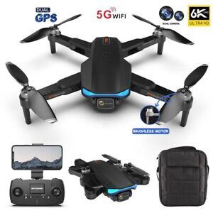 Professional Drone F188 6K HD Camera GPS 5G WIFI FPV 2km 26min RC Quadcopter
