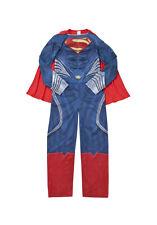 Déguisement superman neuf comics marvel 5 à 8 ans super héros muscle cape