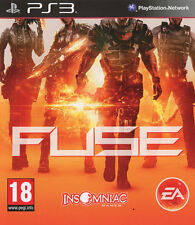 Fuse PS3 Playstation 3 IT IMPORT ELECTRONIC ARTS