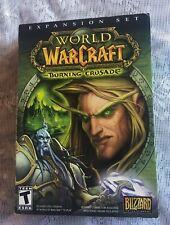 World of Warcraft: The Burning Crusade (Windows/Mac, 2007) Expansion Set