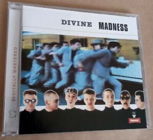 DIVINE MADNESS: COMPLETE GREATEST HITS: NOW 24 SINGLES REMASTERED DELUXE EDITION