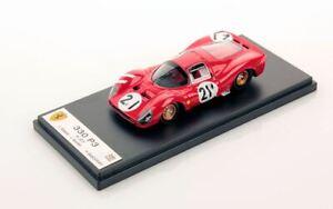 Look Smart Models 1/43 Ferrari 330 P3 Le Mans 1966 Bandini/Guichet MB