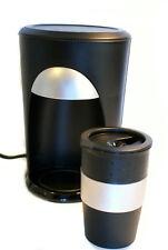 Kaffeemaschine 24V 300W Kaffee Pad Becher mit Deckel LKW Truck Trucker