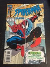 Spider-Man Unlimited#7 Incredible Condition 9.4(1994) Wow!!