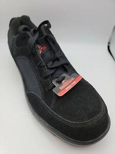Men's Brahma Steel Toe Work Shoe -  Amputee Right Shoe Only Size 10 1/2
