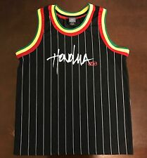 Rare Honolua Surf Co Rasta Basketball Jersey