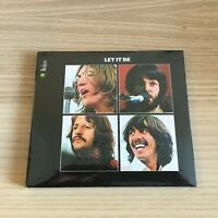 The Beatles _ Let It Be _ CD Album digipal _ 2009 Decibel Italy SEALED