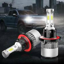 H13 9008 LED Headlight Bulbs for Ford F-150 2004-2014 High Low Beam 6000K White
